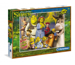 Clementoni Puzzle Shrek 180 el. (07332)