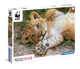 Clementoni Puzzle WWF So cute Lion (29745)