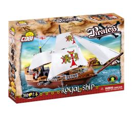 Cobi Pirates Piraci Statek Królewski (COBI-6018)
