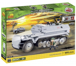 Cobi Small Army Hanomag SD.KFZ 251 transporter  (COBI-2442)