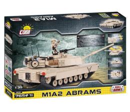 Cobi Small Army M1A2 Abrams czołg podstawowy (COBI-2608)