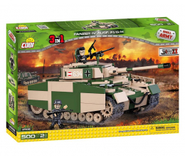 Cobi Small Army Panzerkampfwagen IV (COBI-2508)