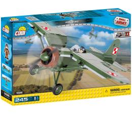 Cobi Small Army PZL P11C samolot myśliwski (COBI-5516)