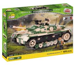Cobi Small Army Sturmgeschutz IV niemieckie działo  (COBI-2482)