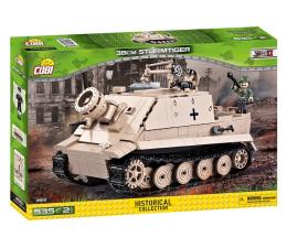 Cobi Small Army Sturmtiger niemieckie działo pancerne (COBI-2513)