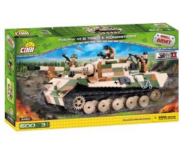 Cobi Small Army Tiger II czołg ciężki (COBI-2480)
