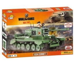 Cobi Small Army World of Tanks A34 Comet (COBI-3014)