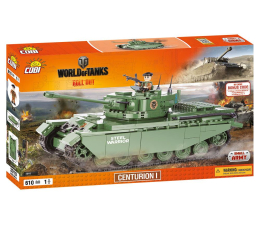 Cobi Small Army World of Tanks Centurion I (COBI-3010)