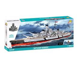 Cobi Small Army World of Warships Battleship Bismarck (COBI-3081)
