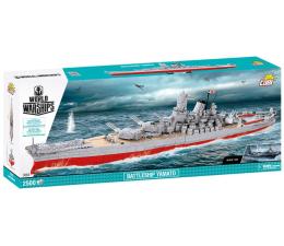 Cobi Small Army World of Warships Battleship Yamato (COBI-3083)