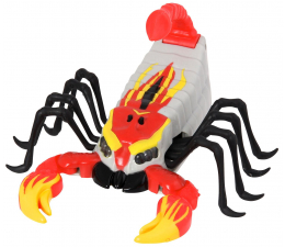 Cobi Wild Pets Skorpion Interaktywny Firestruck (29004)