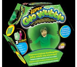 Cobi Wubble Bańkopiłka Świecąca Zielona (NSI81220B)