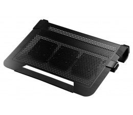 "Cooler Master Chłodząca NotePal U3 Plus (13 do 17"", czarna) (R9-NBC-U3PK-GP)"