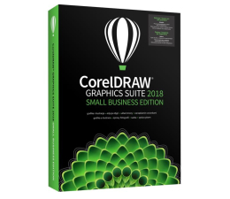 Corel CorelDRAW Graphics Suite 2018 Small Business 3st (CDGS2018CZPLDPSBE)