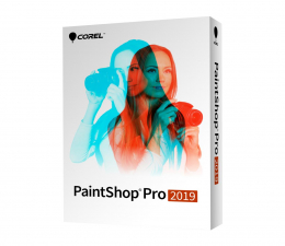 Corel Paint Shop Pro 2019 (PSP2019MLMBEU)