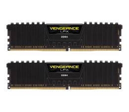 Corsair 16GB 2400MHz Vengeance LPX Black CL16 (2x8GB)  (CMK16GX4M2A2400C16)