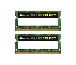 Corsair 8GB 1600MHz DDR3L CL11 1.35V (2x4GB) (CMSO8GX3M2C1600C11)