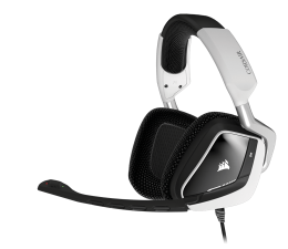 Corsair VOID RGB USB Dolby 7.1 Gaming Headset (białe)  (CA-9011139-EU)