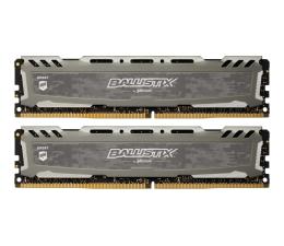 Crucial 32GB 3000MHz Ballistix Sport LT Gray CL15 (2x16GB) (BLS2K16G4D30AESB)