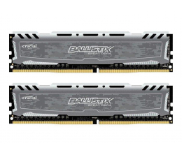 Crucial 8GB 2400MHz Ballistix Sport LT Gray CL16 (2x4GB) (BLS2C4G4D240FSB)