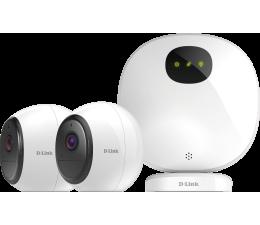 D-Link DCS-2802KT‑EU FullHD IR (2szt. + stacja alarm) (DCS-2802KT‑EU)