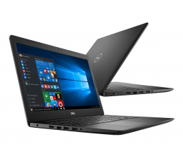 Dell Inspiron 3583 i3-8145U/8GB/256/Win10 Czarny (Inspiron0787V-256SSD M.2 PCie)