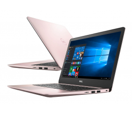 Dell Inspiron 5370 i3-8130U/8GB/128/Win10 FHD Pink  (Inspiron0657V-128SSD )