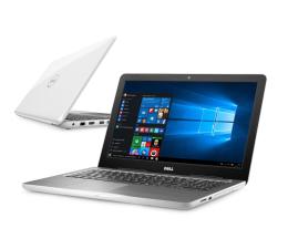 Dell Inspiron 5567 i5-7200U/8GB/256/Win10 R7 FHD biały  (Inspiron0555V-256SSD)