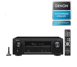 Denon AVR-X1400H czarny (AVR-X1400HBK)