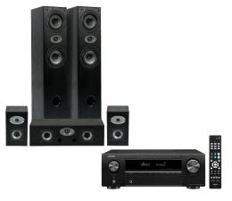 Denon AVR-X250BT Eltax Experience HCP black