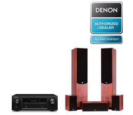 Denon AVR-X520BT Cinematic walnut (AVR-X520BT Cinematic walnut)