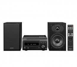 Denon D-M41 DAB+ Bluetooth CD 60W Black (D-M41DABBLK)
