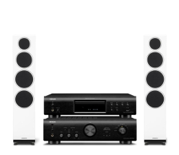 Denon PMA-720AE DCD-720AE Diamond 240 2.0 white