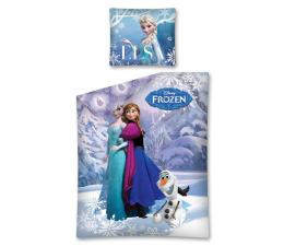Detexpol Pościel dla dziecka Frozen Kraina Lodu 160x200 (FRO 04 DC)