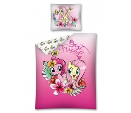 Detexpol Pościel dla dziecka My Little Pony 160x200 (MLP29DC)