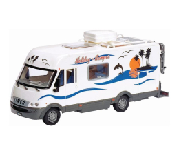 Dickie Toys City Holiday Camper (4006333029271)