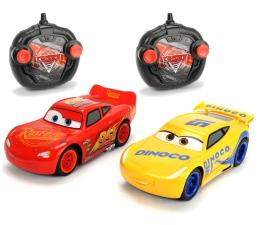 Dickie Toys Disney Cars 3 Zygzak McQueen i Cruz RC  (4006333054556)