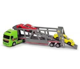 Dickie Toys Laweta z 2 samochodami Porshe (4006333044250)