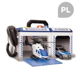 Dickie Toys SOS Baza policyjna w walizce z mikrofonem (4006333039492)