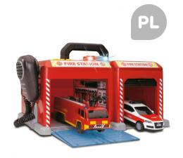 Dickie Toys SOS Baza strażacka w walizce z mikrofonem (4006333039492)