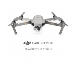DJI CARE refresh dla Mavic Pro Platinum
