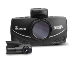 "DOD LS500W+ Full HD/2,7""/145/Tył 140"