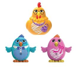Dumel DigiChicks Rodzina Kurczaków Family Set 1 (88389 - żółta kura)