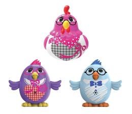 Dumel DigiChicks Rodzina Kurczaków Family Set 2 (88389B - biało różowa kura)