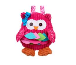 Dumel Discovery Baby Plecak Sowa Pink (DD 89503 )
