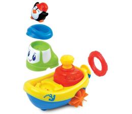 Dumel Discovery Nakręcona Łódka Pływam i Jeżdżę Pingwin (DD 43250 PINGWIN)