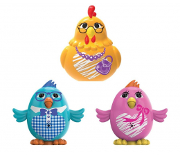 Dumel Silverlit DigiChicks Rodzina Kurczaków Set 1 (S 88389 KURA ŻÓŁTA)