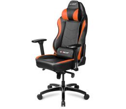 DXseat S53/XO Czarno - Pomarańczowy (S53XO)