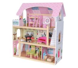 ECOTOYS Domek dla lalek Rezydencja bajkowa (4110)