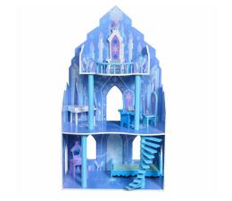 ECOTOYS Domek dla lalek Rezydencja lodowa (4111)